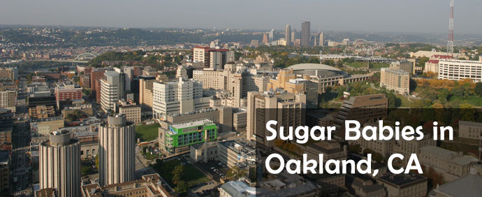 Oakland Sugar Babies are Looking for Rich Men