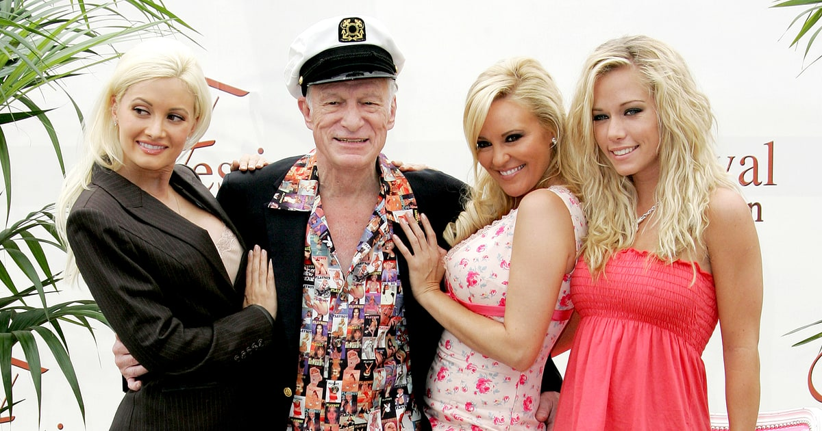 Hugh Hefner's Women Were All Sugar Babies