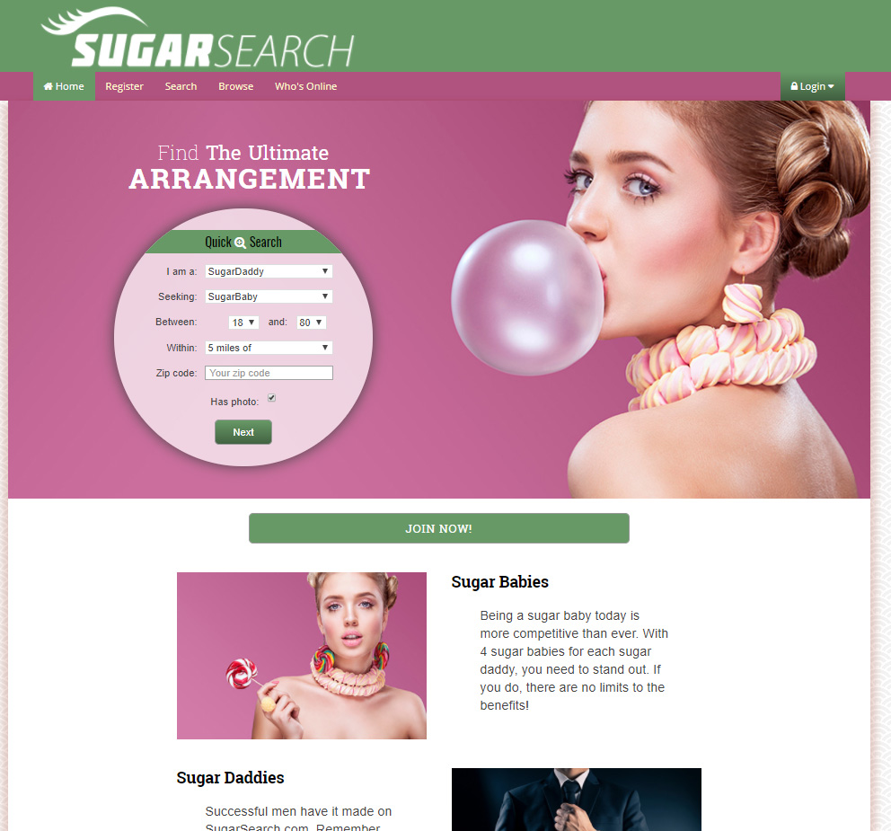 Sugar Search Reviews
